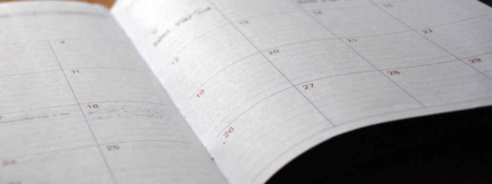 Need to keep track of time, otherwise unpaid bills can get away from you
