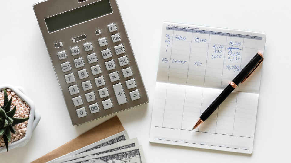 Make sure you have proper Tax invoices to keep on top of your finances